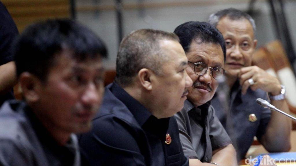 Rapat Tertutup Komisi III-Kejagung Soal OTT Pamekasan