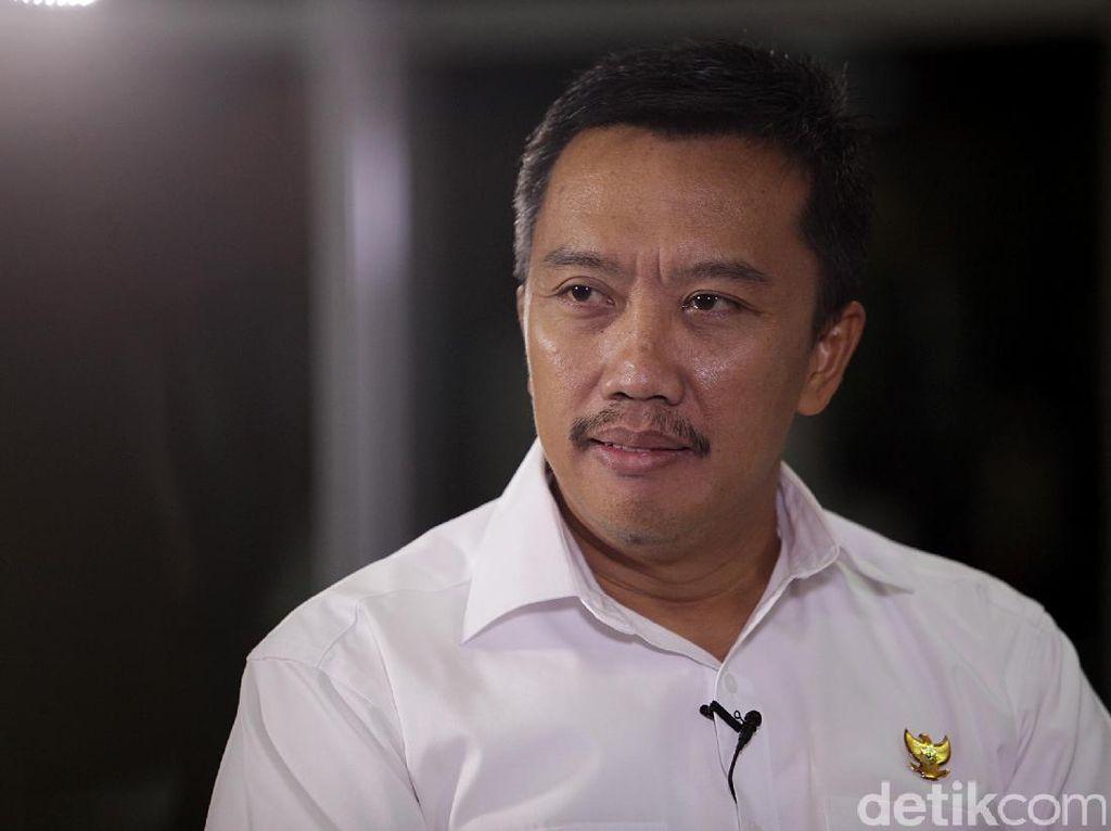 Ini Rencana Menpora Agar Indonesia Sukses Prestasi di Asian Games 2018