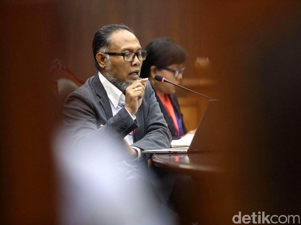 Bambang Widjojanto Jadi Saksi Ahli Sidang Uji Materi UU MD3
