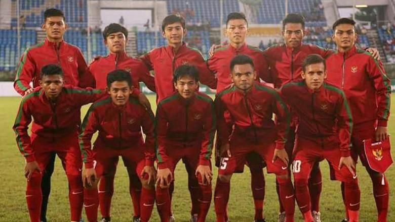 Indonesia Ungguli Brunei 6-0 di Babak Pertama