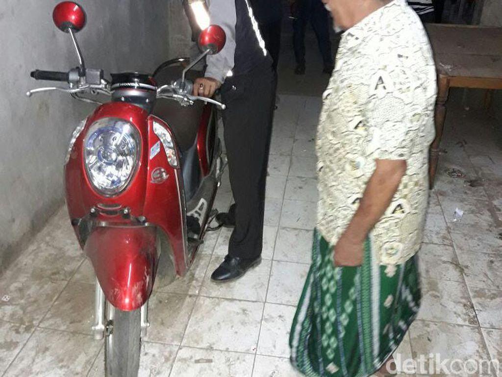 Purnawirawan TNI AU Dilaporkan Hilang, Motornya Ditemukan di Solokan Jeruk