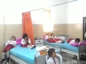 Belasan Pelajar SD Pandanrejo I Kota Batu Keracunan Susu Kemasan