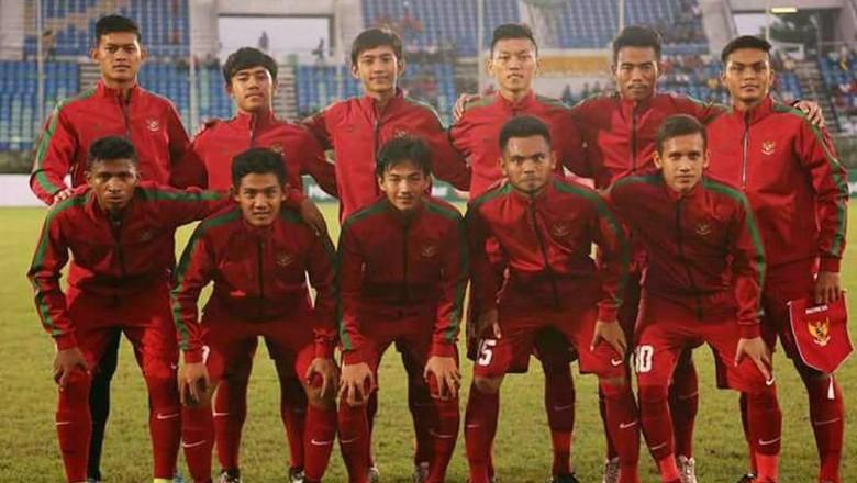 Paruh Babak, Indonesia Sudah Bikin Lima Gol ke Gawang Filipina
