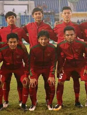 Cukur Myanmar 7-1, Indonesia Finis Ketiga di Piala AFF U-18