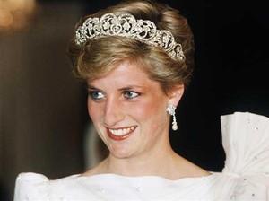 Makanan Sehat Kesukaan Putri Diana dan Tumpahan Kopi yang Berbentuk Unik