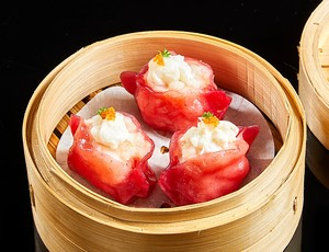 Resep Dim Sum : <i/>Steamed Seafood Dumpling with Egg White</i>