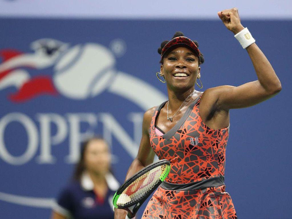 Kalahkan Kvitova, Venus ke Semifinal