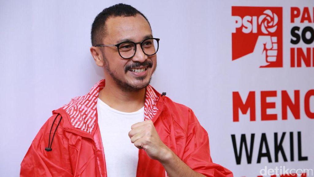 Giring Nidji Tambah Deretan Artis yang Terjun ke Politik