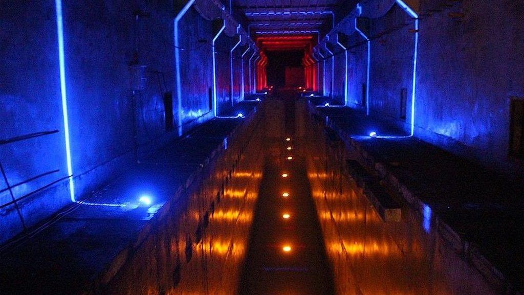 Foto: Bekas Reaktor Nuklir di China yang Jadi Tempat Wisata