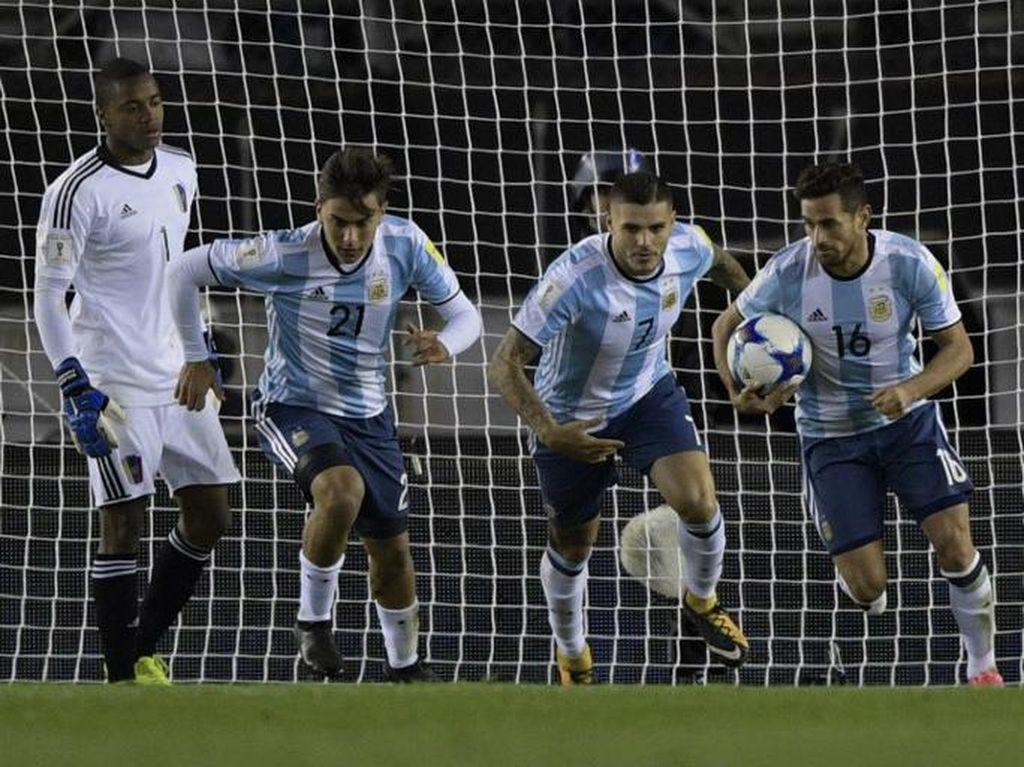 Zanetti: Icardi Akan Jadi Andalan Argentina