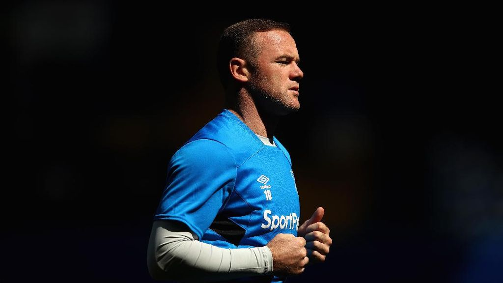 Ingin Kembali ke Premier League, Rooney?