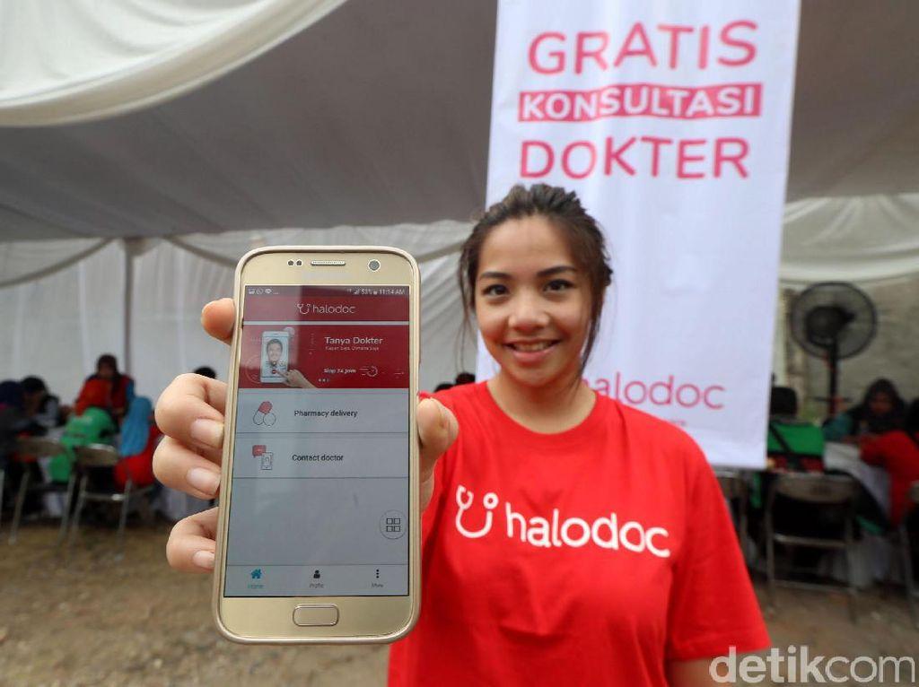 Startup Lokal Halodoc Disuntik Yayasan Bill Gates