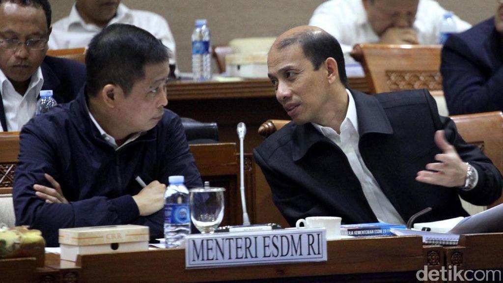 Jonan Diminta Tinjau Ulang 8 Peraturan Menteri ESDM