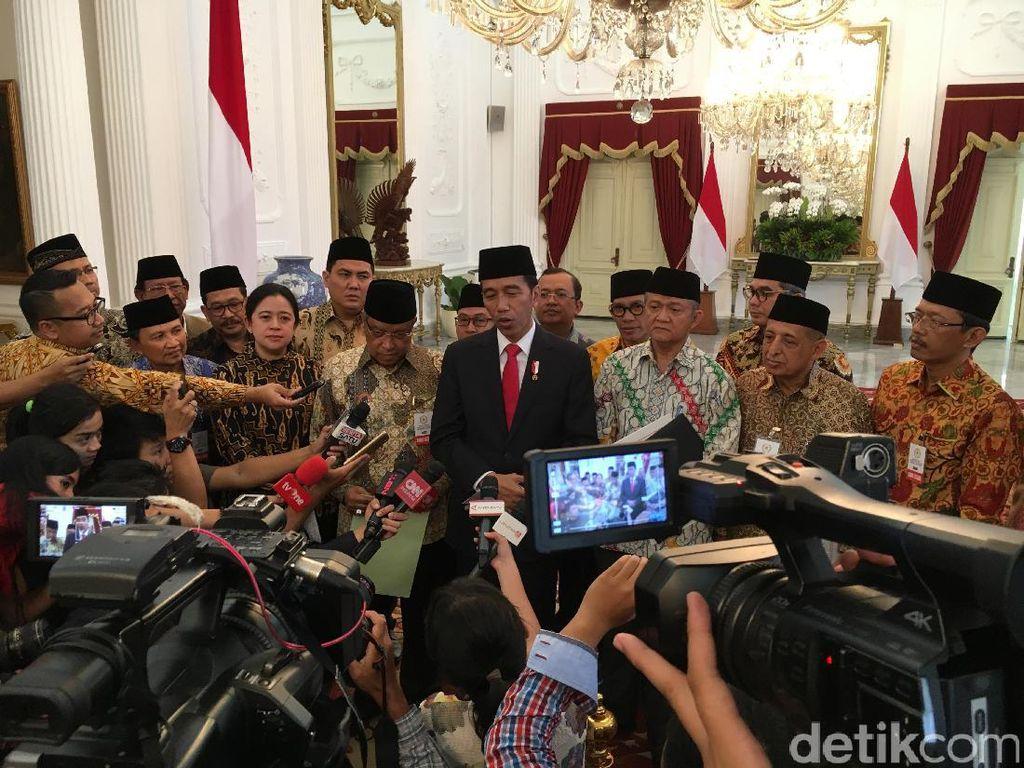 Jokowi Terbitkan Perpres Pendidikan Karakter, Ini Isinya