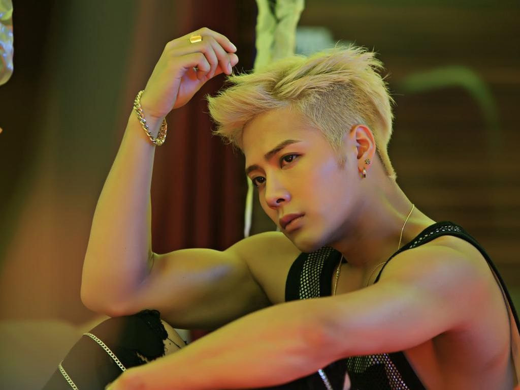 Netizen Heboh Pertanyakan Member GOT7 Jackson Wang di MTV EMA 2017