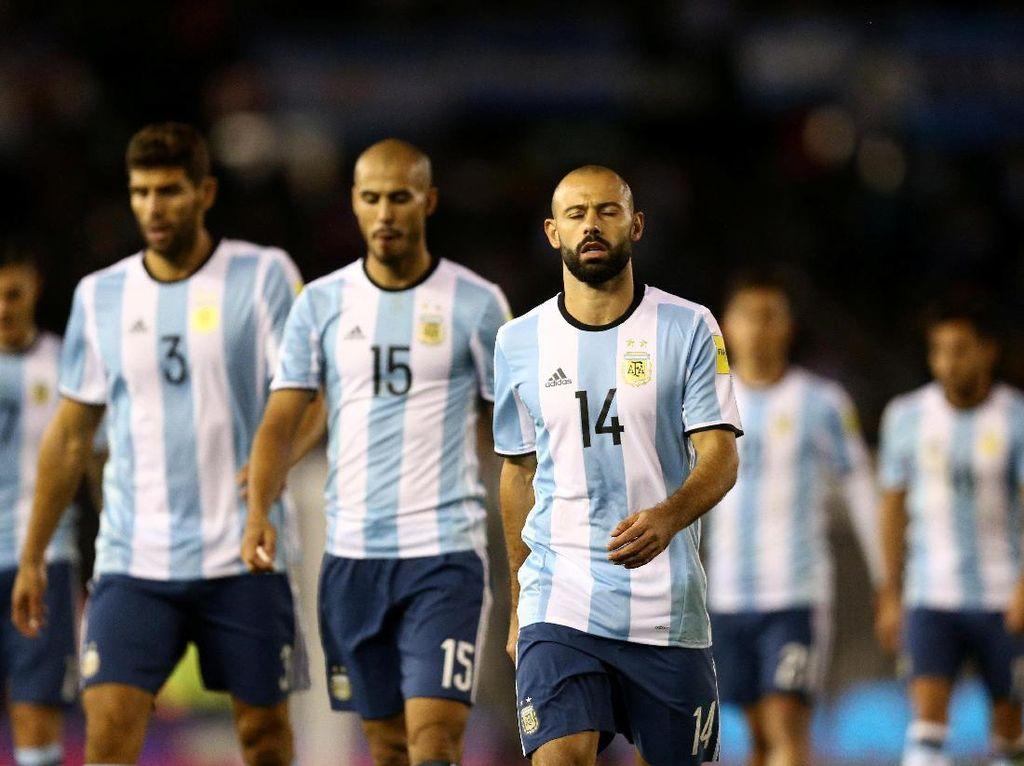 Mascherano Akan Pensiun dari Timnas Usai Piala Dunia 2018