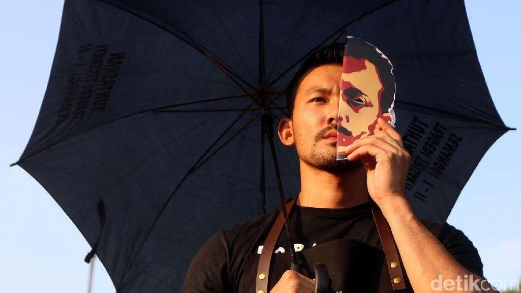 Aksi Kamisan Peringati Wafatnya Munir