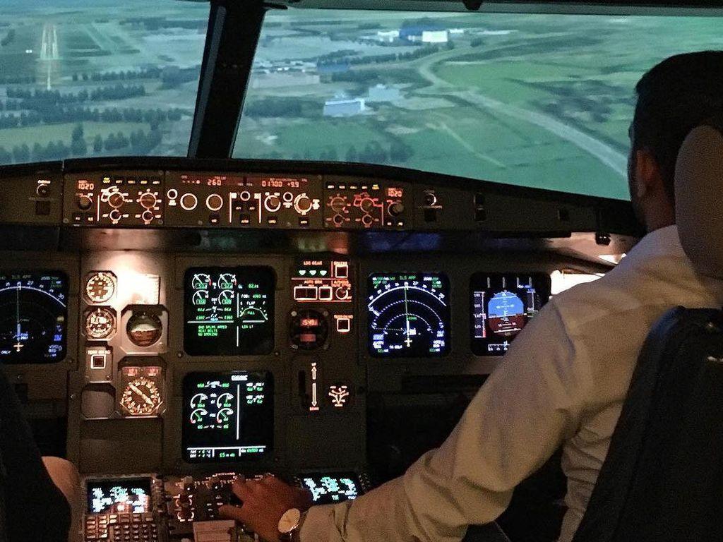 Menhub Minta Perusahaan Penerbangan Rekrut Pilot Nganggur