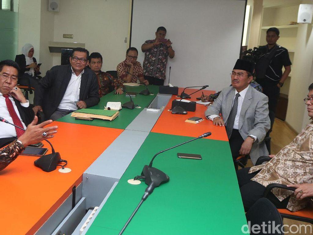 Jimly Minta Komisi III Tak Panggil KPK untuk Tanya Kasus