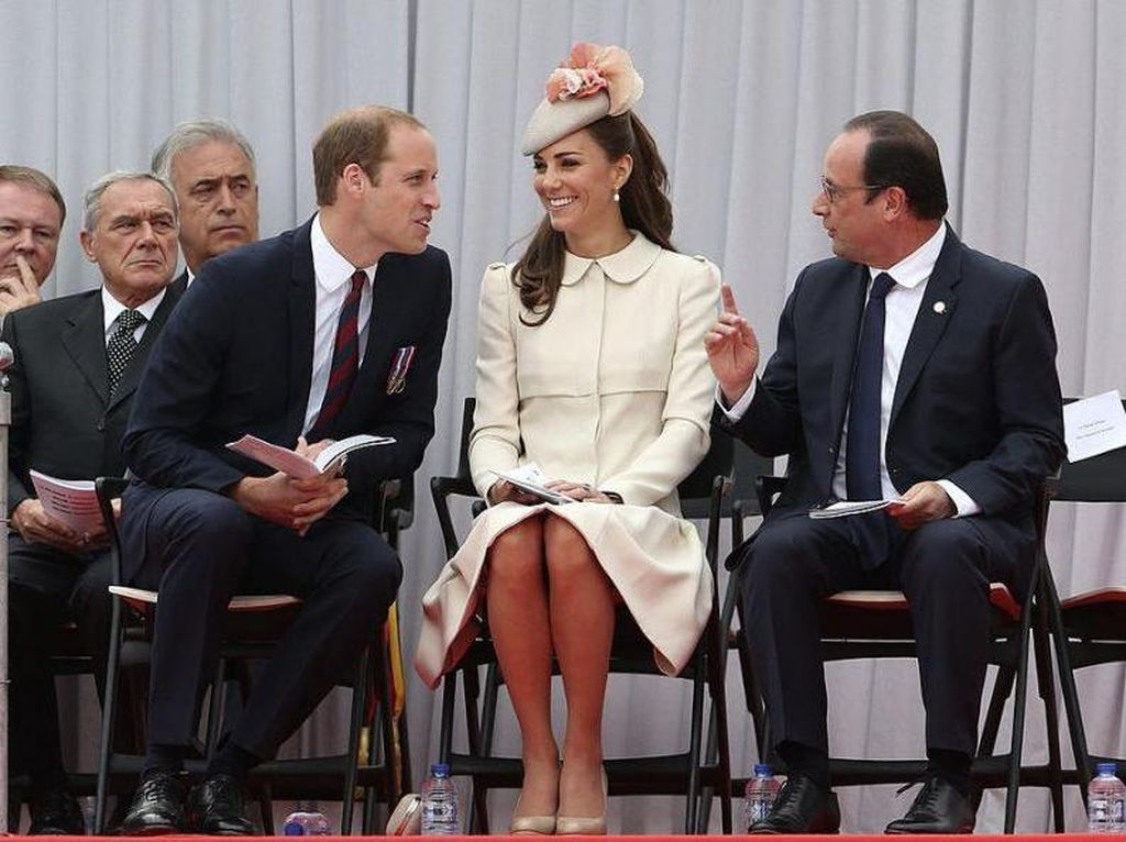 Sedang Hamil, Kate Middleton Tak Boleh Konsumsi Makanan Favorit Pangeran William
