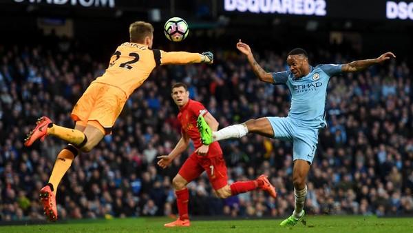 Pertarungan City vs Liverpool di Etihad
