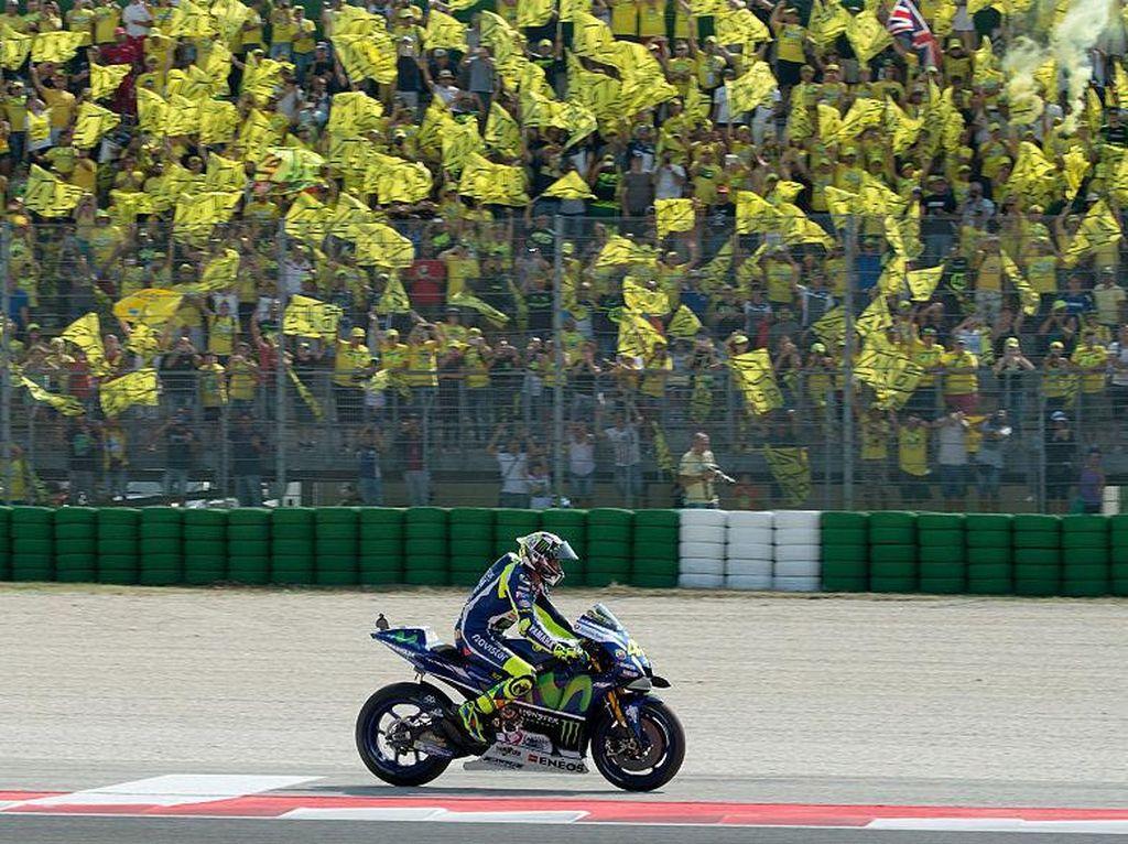 Ini Kata Rossi tentang Kemungkinan Bikin Tim MotoGP