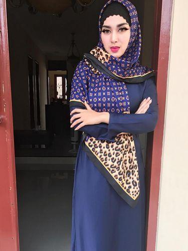 Tiara Dewi mantan istri Lucky Hakim.