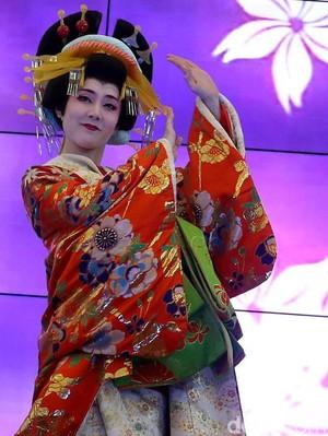 BNI dan HIS Travel Gelar Cool Japan Travel Fair