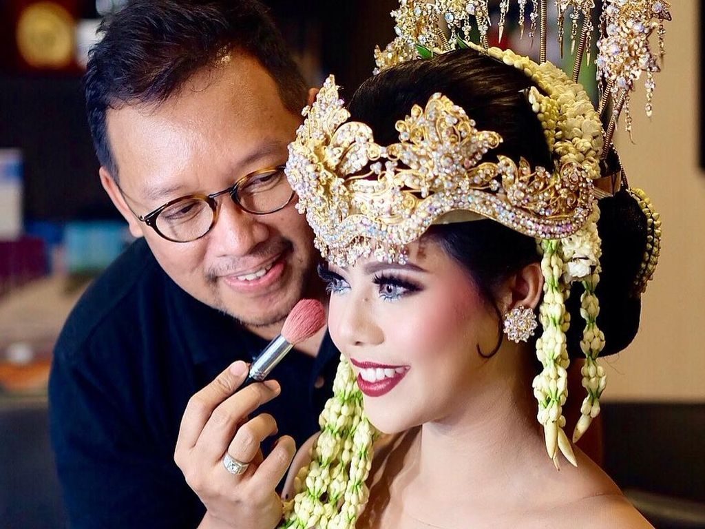 Foto: 10 Perias Pengantin Andalan Selebriti Saat Menikah