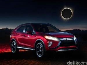 Mitsubishi Luncurkan SUV Saat Gerhana Matahari