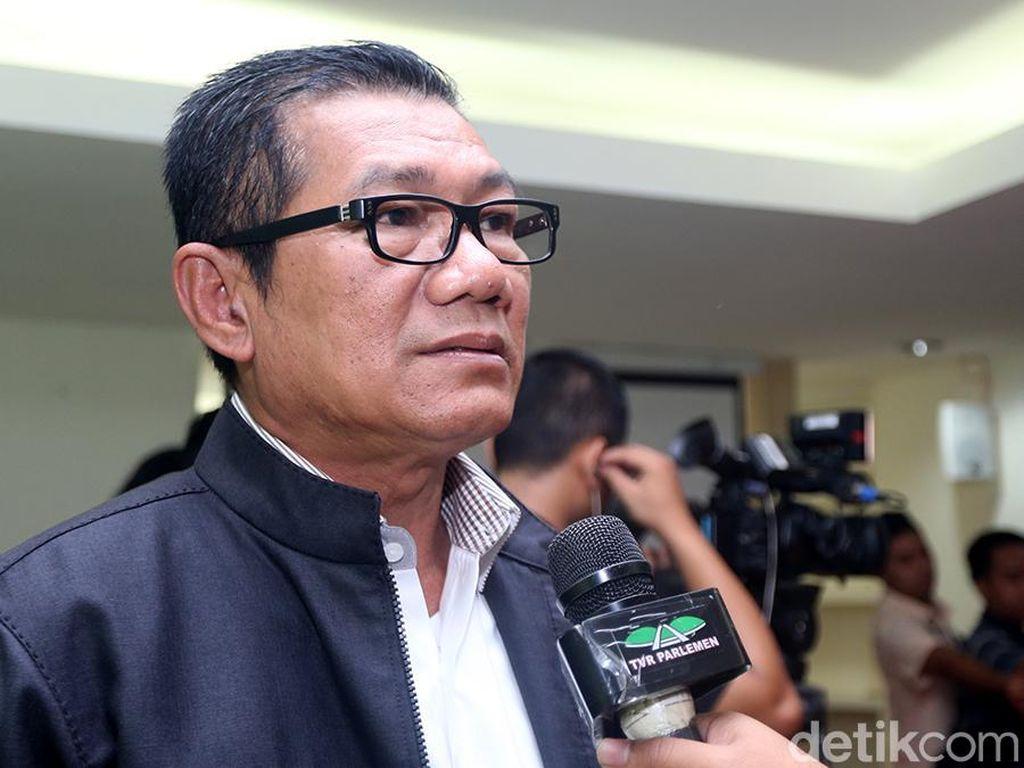 Agun: Novanto Izinkan Pansus Angket KPK Kerja di Masa Reses