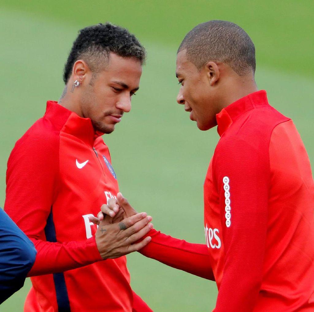 Mbappe Akan Bantu Neymar Menangi Ballon dOr