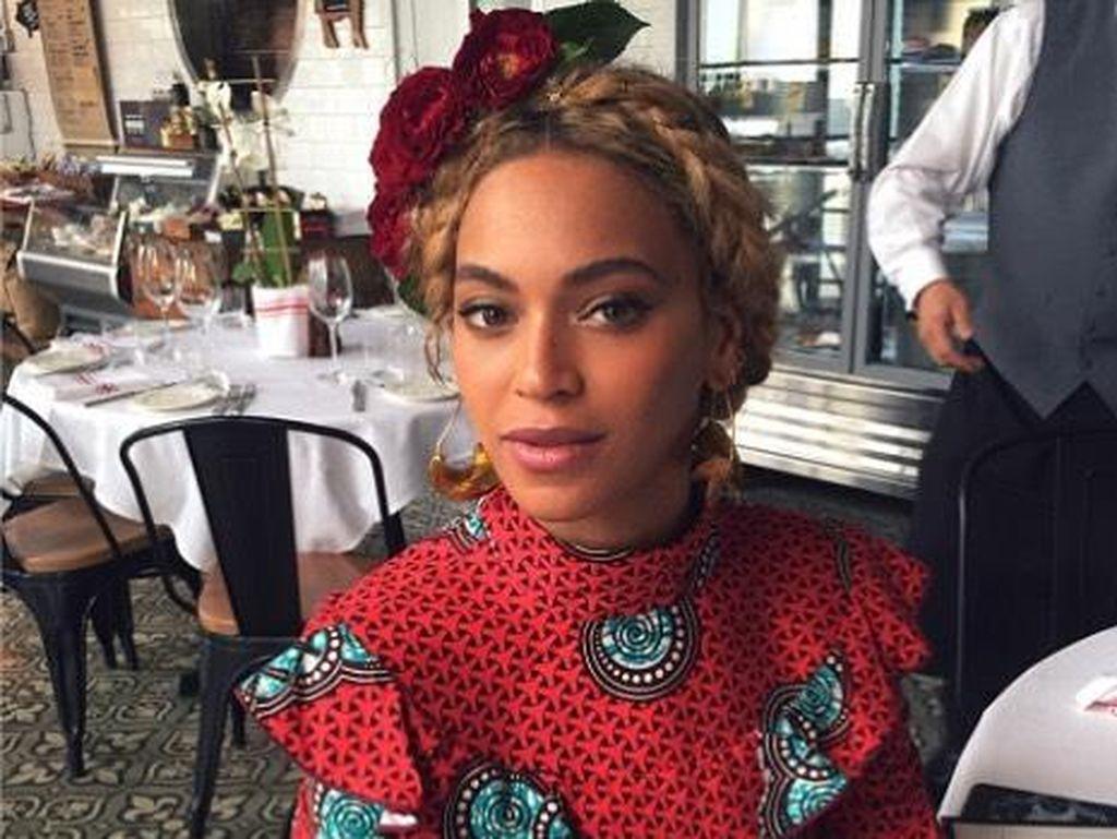 Beyonce Jadi Penyanyi Perempuan Termahal 2017 versi Forbes