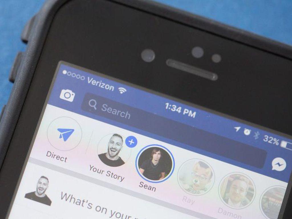Fitur Anyar Instagram Stories: Bisa Dipamerkan ke Facebook