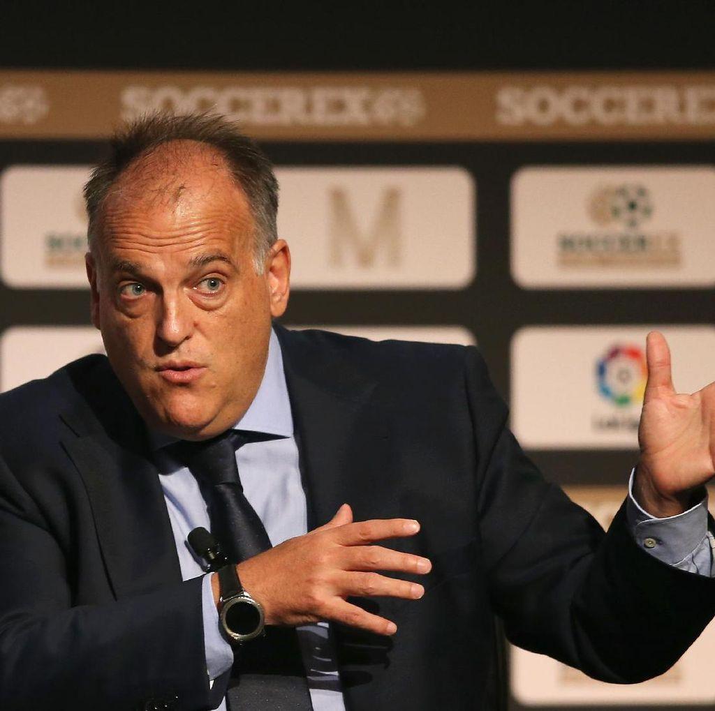 Bela PSG, Otoritas Liga Prancis Kecam Presiden La Liga