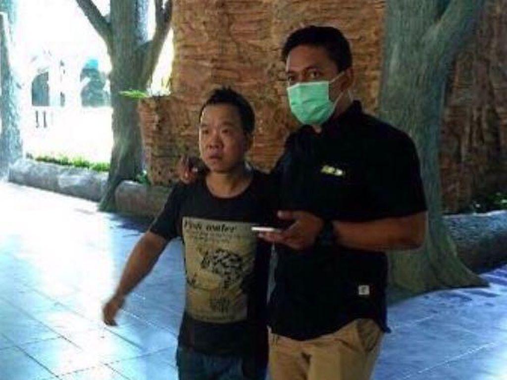 Polisi Amankan 6 TKA Diduga Ilegal Asal China