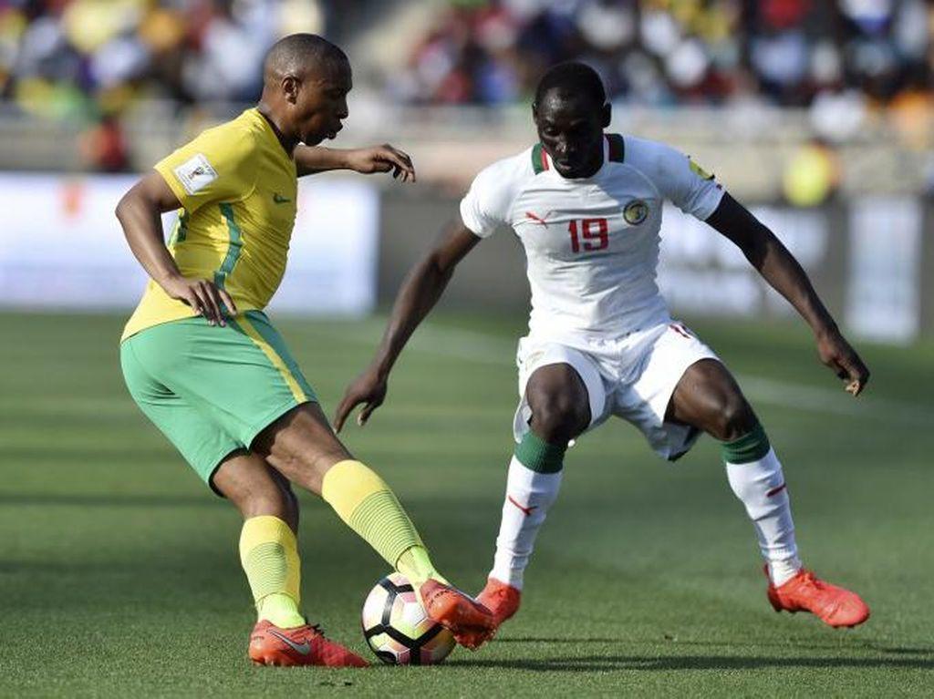 Wasit Dihukum Seumur Hidup, Laga Afsel vs Senegal di Kualifikasi Piala Dunia Diulang