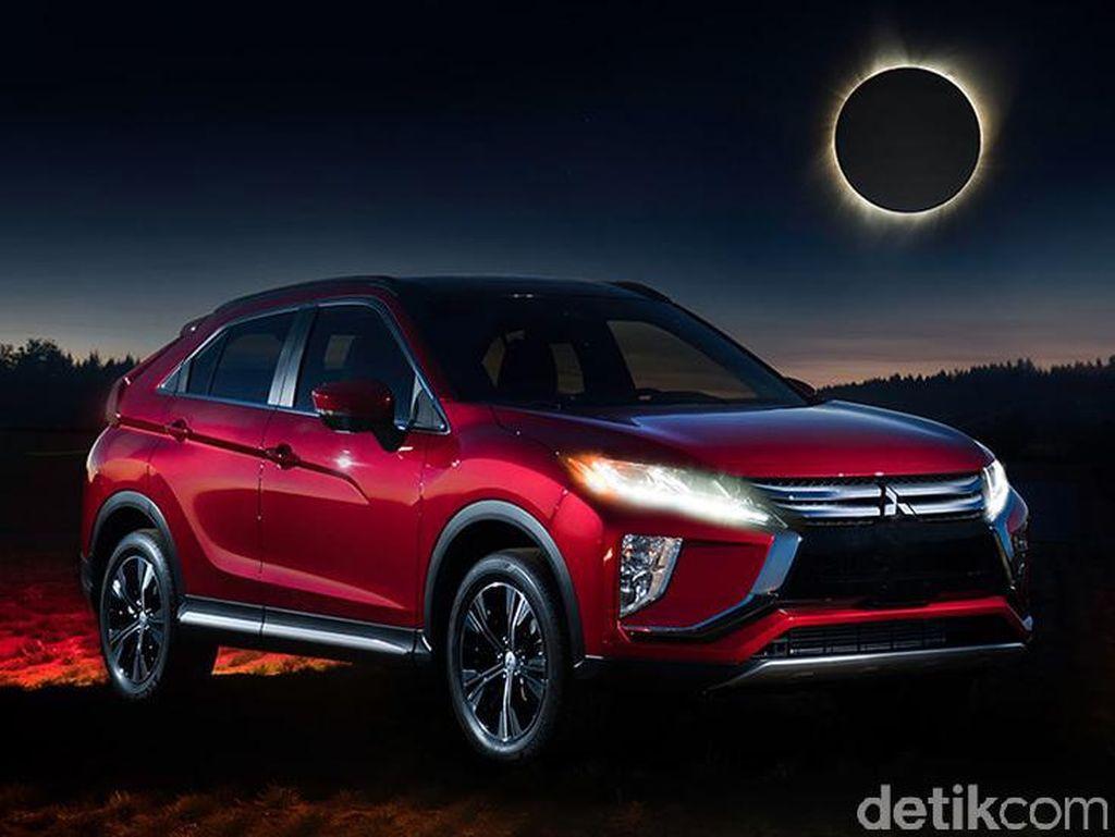 Wow! Mitsubishi Eclipse Cross Menantang Gerhana