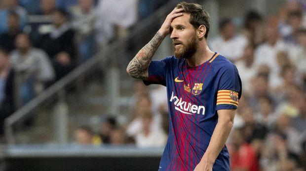 Barcelona selalu meradang di kandang lawan dalam fase gugur Liga Champions. (