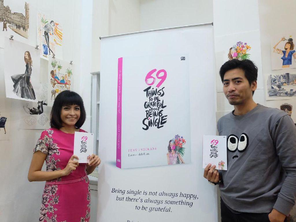 Penulis Feby Indirani Berencana Bikin Seri Buku 69