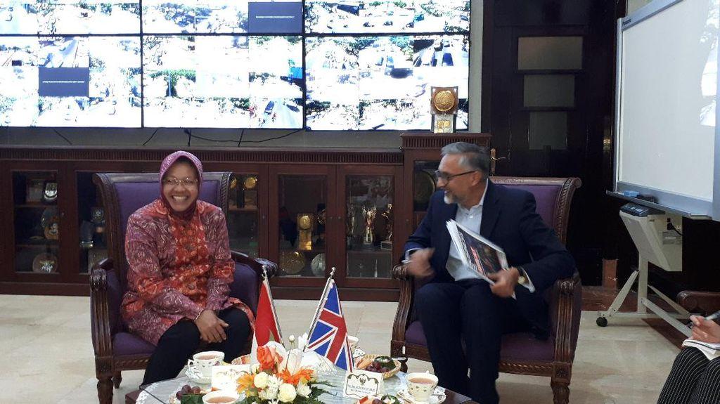 Sister City Surabaya-Liverpool Segera Terwujud