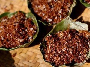 Mau Coba Makanan Eksotik Ini? Chutney Semut Merah dan Telurnya