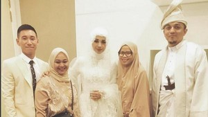 Laudya Cynthia Bella Resmi Menikah, Raisa Kembali Gelar Resepsi di Bali