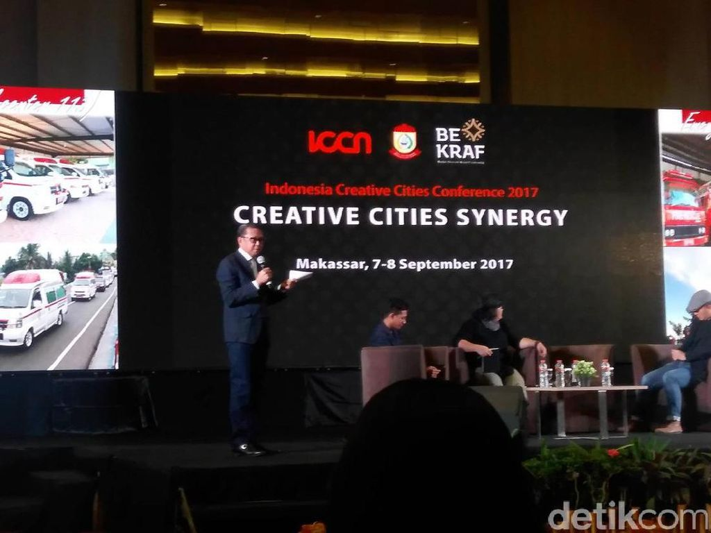 Ekonomi Kreatif Dongkrak Pertumbuhan Pariwisata Bantaeng