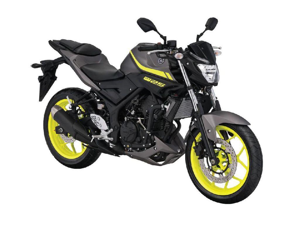 Januari 2017 Milik Honda dan Yamaha