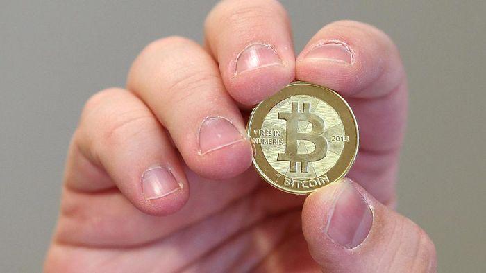 Nilai Bitcoin terus merosot sampai titik terendah dalam lebih dari setahun terakhir. Foto: Getty Images