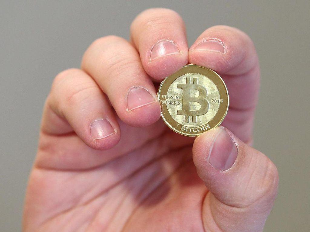 Harga Bitcoin Merangkak Naik Lagi ke Rp 695 Juta