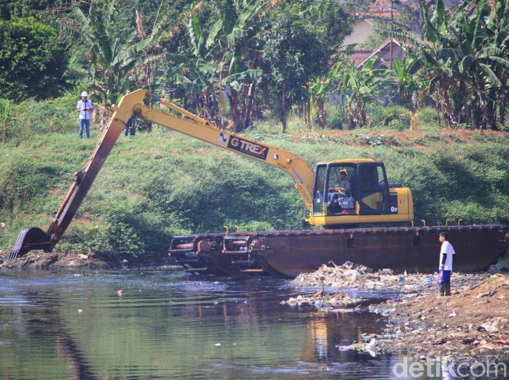 Tutupan Lahan di Hulu Sungai Citarum Kritis