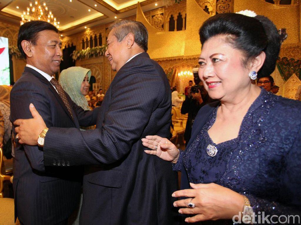 Foto: SBY Hingga Para Menteri Hadiri Pernikahan Putri OSO