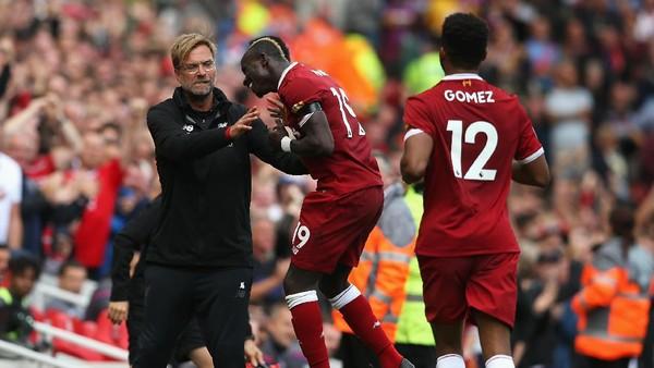 Head to Head City dengan Liverpool